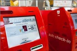 Iberia – Amélioration de l'auto-enregistrement des passagers à Madrid